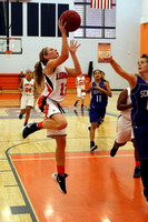 1-9-15 -  Varsity Girls Basketball